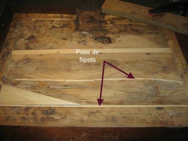 Intérieur abattant Restauration Oise